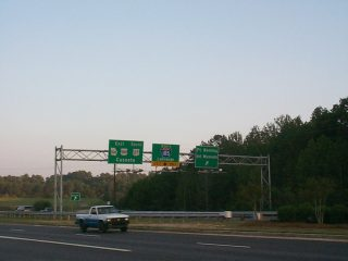 US 27-280/SR 520 east at I-185 - 1999