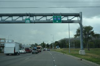 US 16/SD 44 west at I-190 - Rapid City