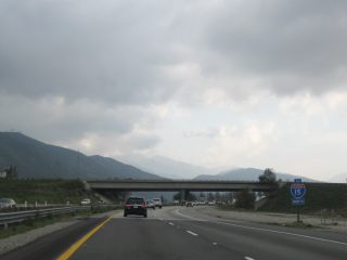 I-215 north at I-15 - 2010