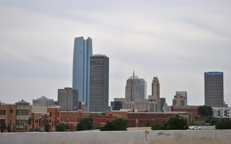 Downtown Oklahoma City, OK