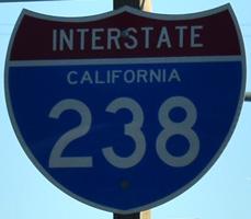 I-238 California