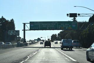 I-238 north at I-880