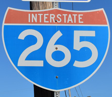 Interstate 265 Indiana