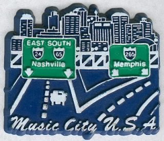 I-24/65 south at I-265 - Music City USA Magnet