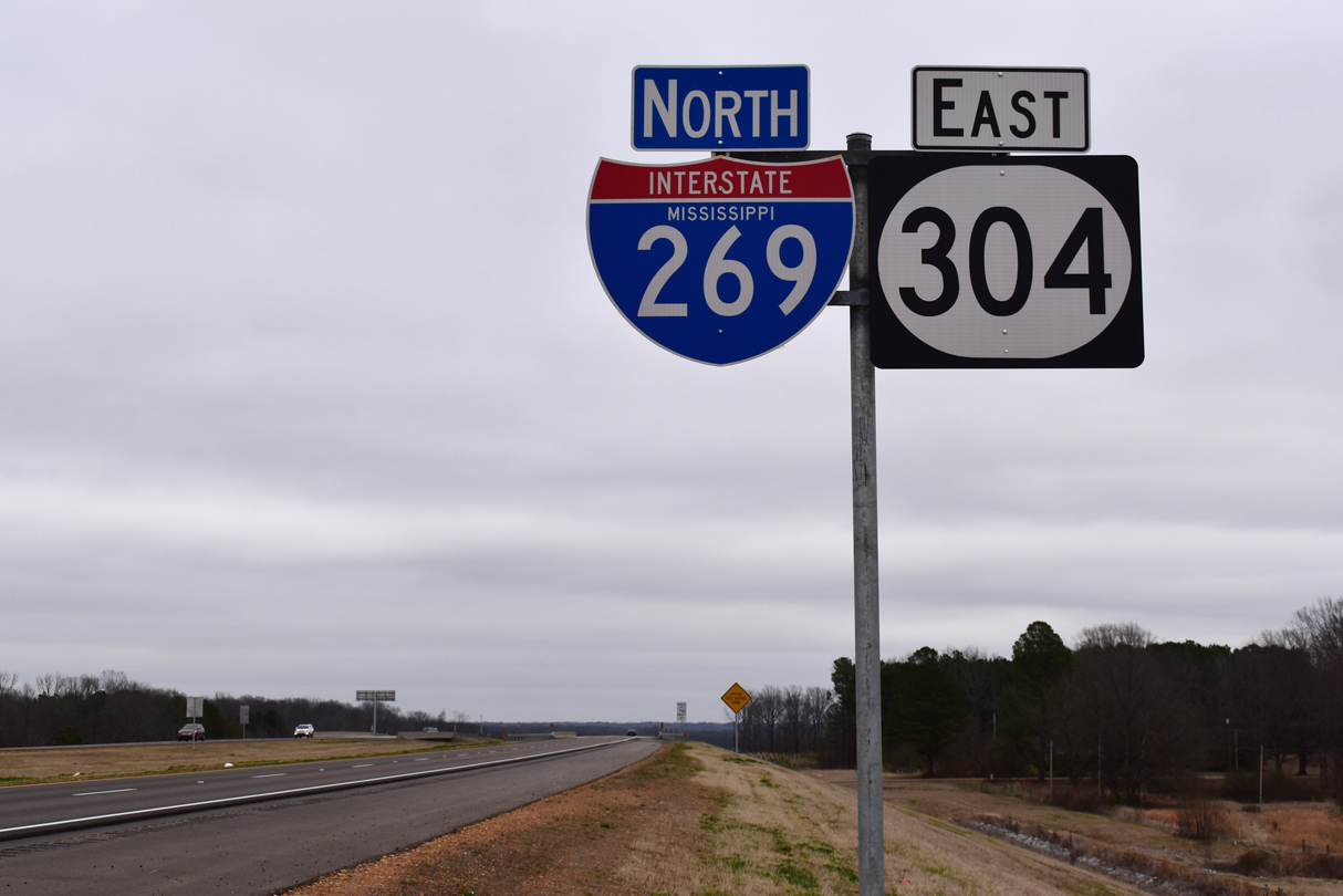 Interstate 269 Mississippi / Tennessee - Interstate-Guide com