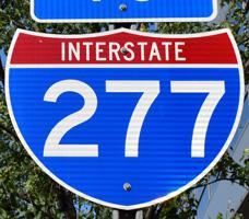 I-277 North Carolina