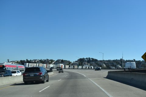 I-280 south at 6th Street on-ramp