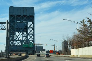 William J. Stickel Memorial Bridge - East Newark, NJ