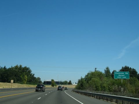 Salem Parkway north at I-5 - Keizer, OR