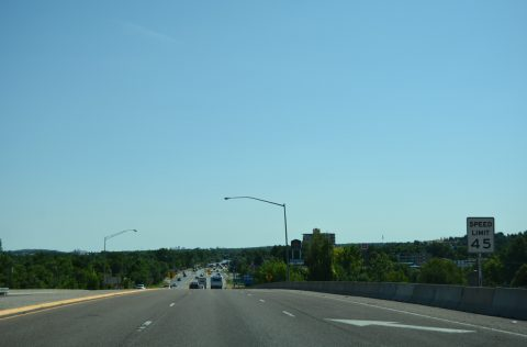 I-315/US 89/MT 3-200 east at 6th St SW - Great Falls, MT