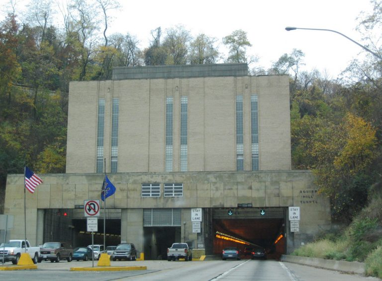 I-376 - Squirrel Hill Tunnel