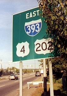 I-393 Connector at Commercial St