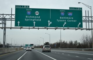 APL for I-95, I-495 and SSR 644
