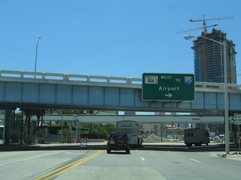 US 1/Biscayne Blvd south at I-395/SR A1A - 2006