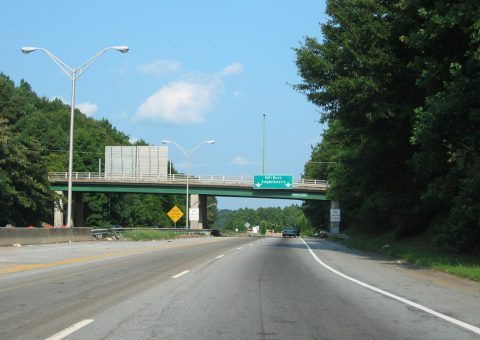 SR 166 east at Lakewood Av - Atlanta, GA
