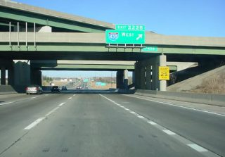I-35/US 50-56-169 north at I-435 - 2002
