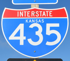 Interstate 435 Kansas