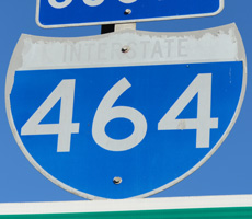 Interstate 464 Virginia