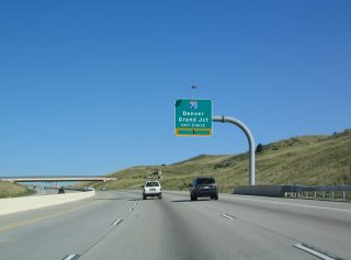 C-470 west at I-70 - 2004