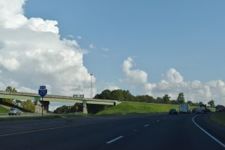 I-75/475 south split - Bolingbroke, GA