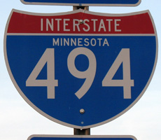 Interstate 494 Minnesota
