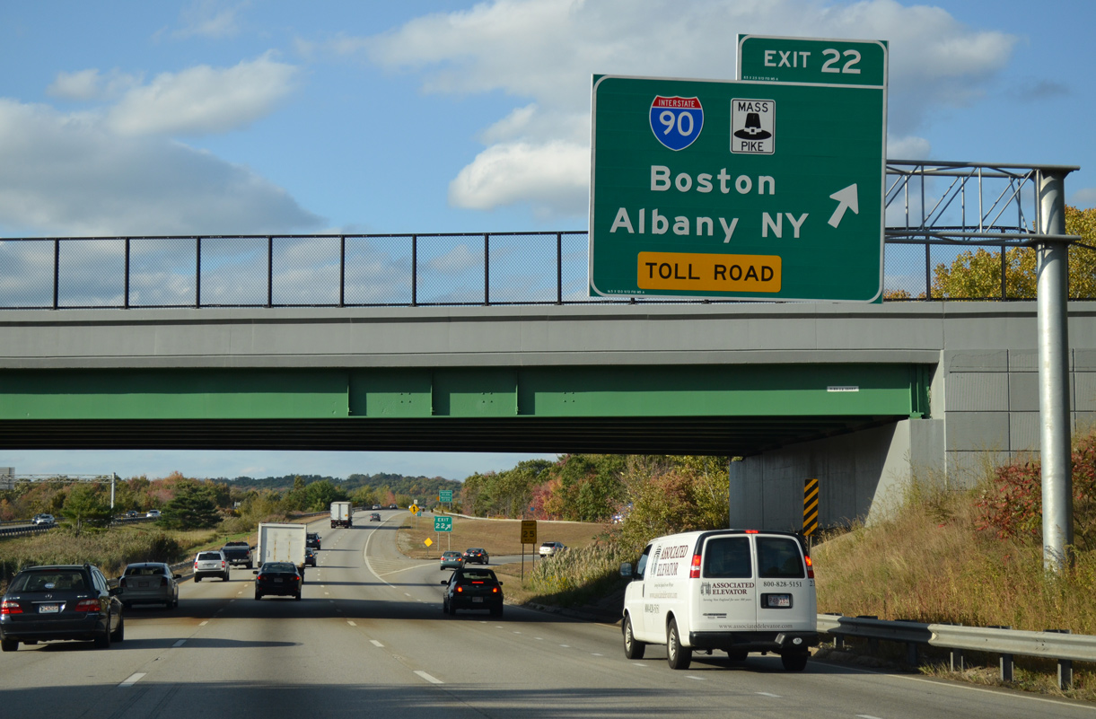 Interstate 495 Machusetts - Interstate-Guide.com on