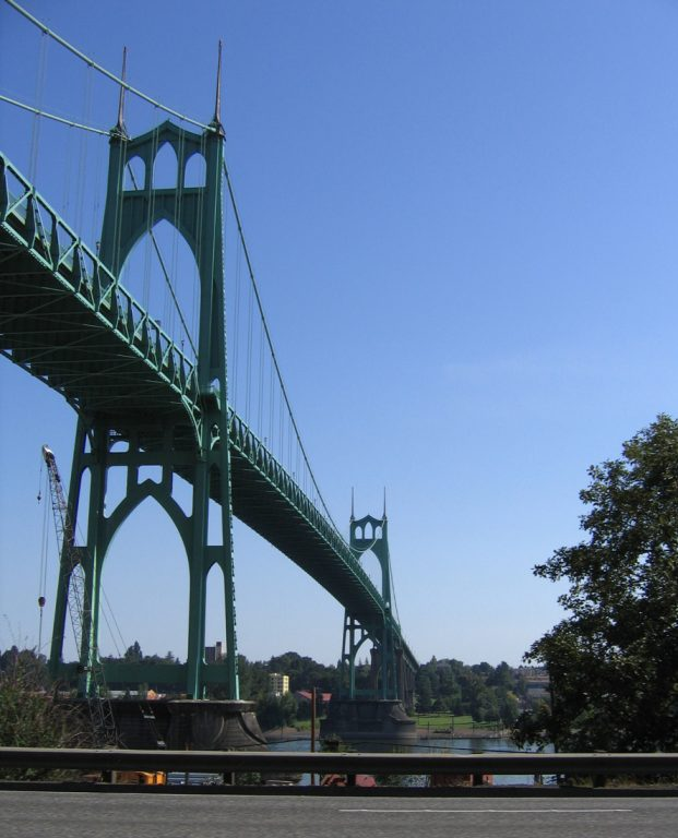 U.S. 30 Bypass - St. Johns Bridge