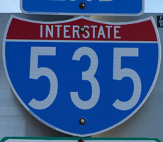 Interstate 535 Wisconsin