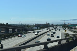 I-580 at I-980 - Oakland, CA