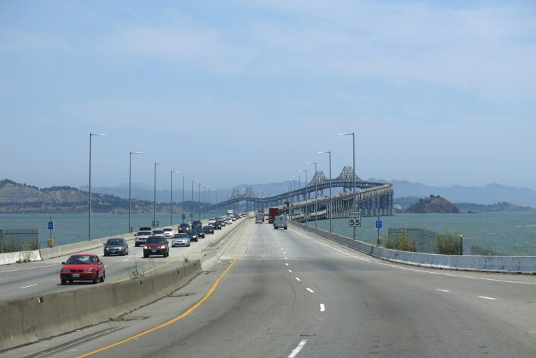 I-580 Richmond San Rafael Bridge