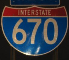 Interstate 670 Ohio
