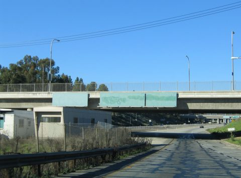 SR 710 north at I-210 - Pasadena, CA