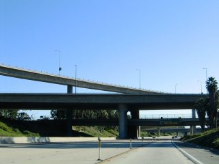 SR 710 south at I-210 - Pasadena, CA