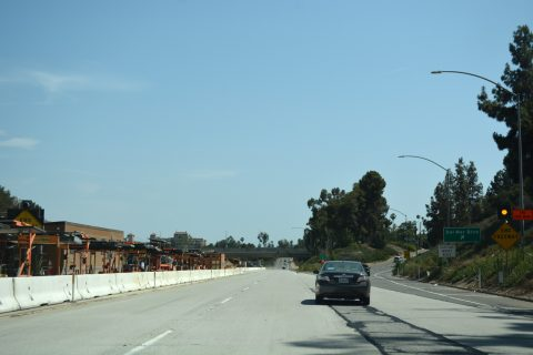SR 710 south at Del Mar Blvd - Pasadena, CA