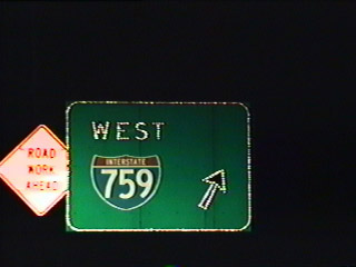 US 411 south at I-759 - 1999