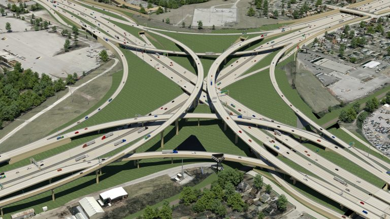 Zoo Interchange Final Design