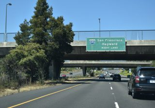 I-980 east at I-580/SR 24